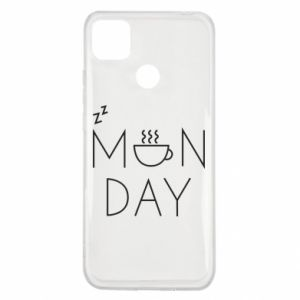 Xiaomi Redmi 9c Case Monday