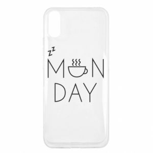 Xiaomi Redmi 9a Case Monday