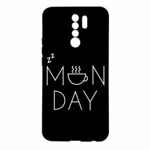 Xiaomi Redmi 9 Case Monday