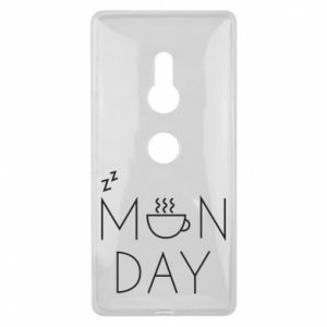 Sony Xperia XZ2 Case Monday