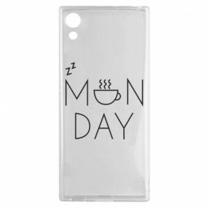 Sony Xperia XA1 Case Monday