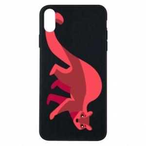 Etui na iPhone Xs Max Mongoose