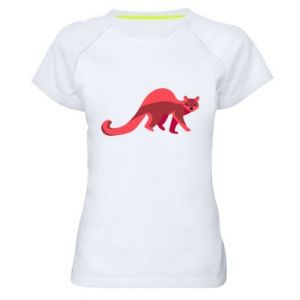 Damska koszulka sportowa Mongoose