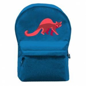 Plecak z przednią kieszenią Mongoose