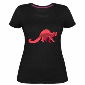 Damska premium koszulka Mongoose