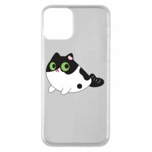 Etui na iPhone 11 Monochrome mermaid cat