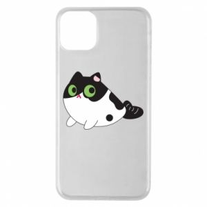 Etui na iPhone 11 Pro Max Monochrome mermaid cat