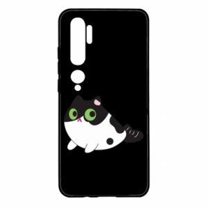 Etui na Xiaomi Mi Note 10 Monochrome mermaid cat
