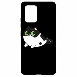 Etui na Samsung S10 Lite Monochrome mermaid cat