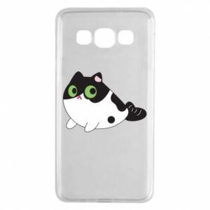 Etui na Samsung A3 2015 Monochrome mermaid cat