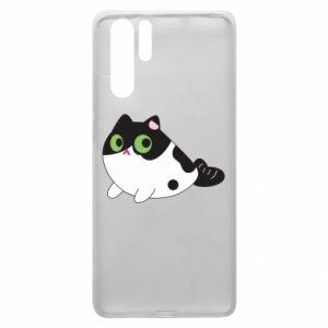 Etui na Huawei P30 Pro Monochrome mermaid cat