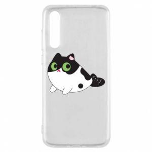 Etui na Huawei P20 Pro Monochrome mermaid cat