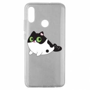 Etui na Huawei Honor 10 Lite Monochrome mermaid cat