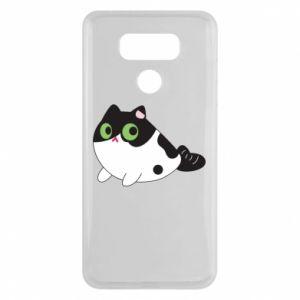 Etui na LG G6 Monochrome mermaid cat