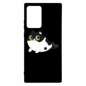 Etui na Samsung Note 20 Ultra Monochrome mermaid cat