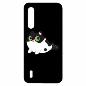 Etui na Xiaomi Mi9 Lite Monochrome mermaid cat