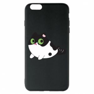 Etui na iPhone 6 Plus/6S Plus Monochrome mermaid cat