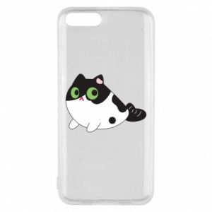 Etui na Xiaomi Mi6 Monochrome mermaid cat
