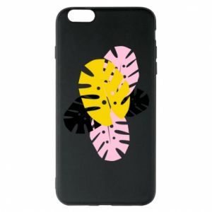Phone case for iPhone 6 Plus/6S Plus Monstera leaves