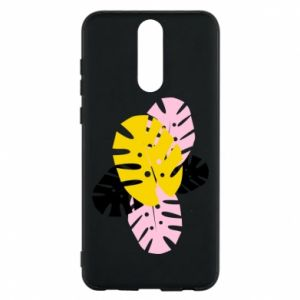 Phone case for Huawei Mate 10 Lite Monstera leaves