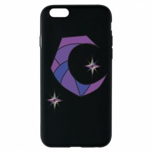 Etui na iPhone 6/6S Moon and stars
