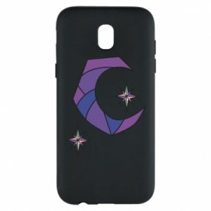 Etui na Samsung J5 2017 Moon and stars