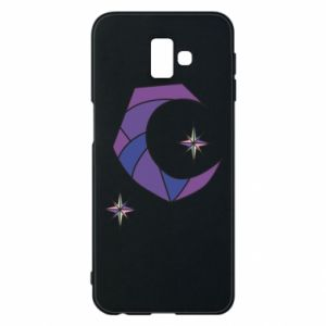 Etui na Samsung J6 Plus 2018 Moon and stars