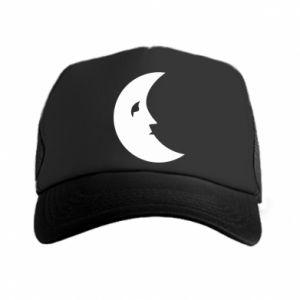Czapka trucker Moon for the sun