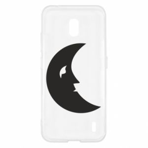 Etui na Nokia 2.2 Moon for the sun