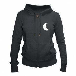 Damska bluza na zamek Moon for the sun