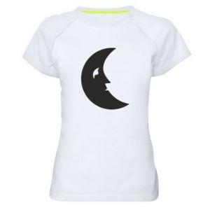 Koszulka sportowa damska Moon for the sun