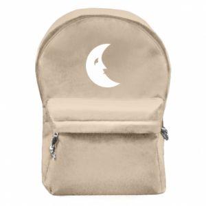 Plecak z przednią kieszenią Moon for the sun
