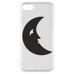 Etui na iPhone 7 Moon for the sun