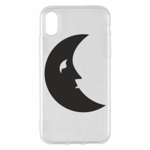 Etui na iPhone X/Xs Moon for the sun