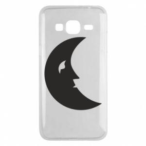 Etui na Samsung J3 2016 Moon for the sun