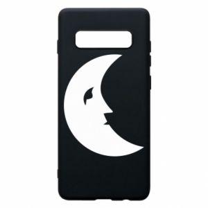 Etui na Samsung S10+ Moon for the sun