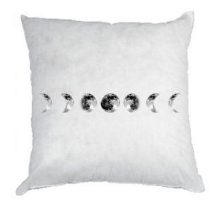 Poduszka Moon phases