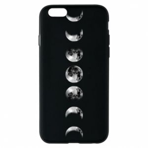 Phone case for iPhone 6/6S Moon phases