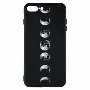 Phone case for iPhone 8 Plus Moon phases