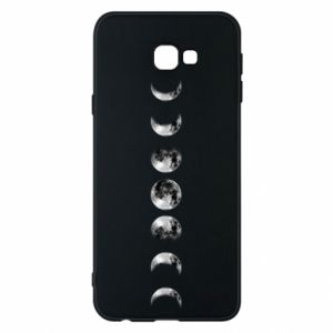 Phone case for Samsung J4 Plus 2018 Moon phases