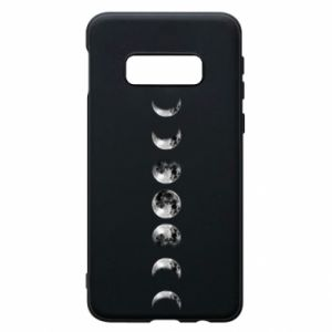 Phone case for Samsung S10e Moon phases
