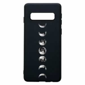 Phone case for Samsung S10 Moon phases