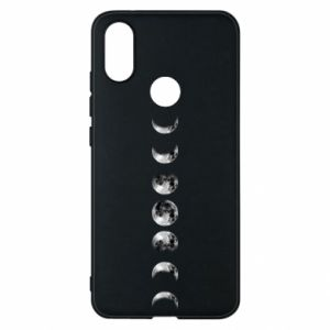 Phone case for Xiaomi Mi A2 Moon phases