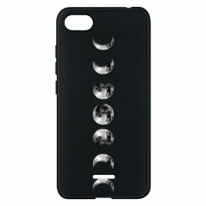 Phone case for Xiaomi Redmi 6A Moon phases