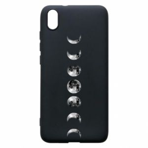 Phone case for Xiaomi Redmi 7A Moon phases
