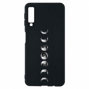 Phone case for Samsung A7 2018 Moon phases