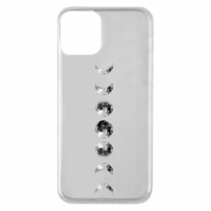 Phone case for iPhone 11 Moon phases