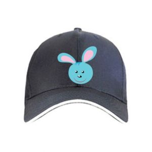 Czapka Morda niebieskiego króliczka