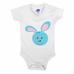 Body dziecięce Morda niebieskiego króliczka