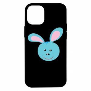 Etui na iPhone 12 Mini Morda niebieskiego króliczka